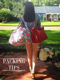 Packing Tips - College Prep