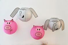 Elephant and Piggie Party PLUS Giveaway! Food Themes, Just For Fun, 5th Birthday, First Night, Piggy Bank, Little Ones, Elephant, Disney, Party