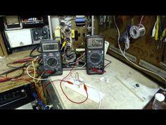 Vacuum Tube PA Amplifier Video #16 - Cathode Resistors
