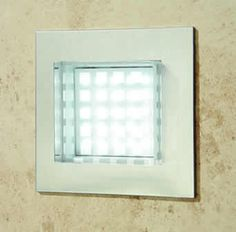 LED Shower Lighting Fixtures | Square Led Shower Enclosure Light The Square Led  Light Is Suitable
