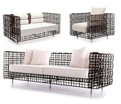 kenneth cobonpue furniture. kenneth cobonpue calyx outdoor collection furniture pinterest more rattan living and indoor ideas e