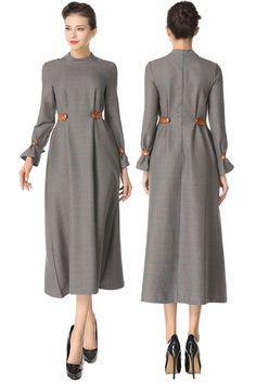 Classy outfits for women 795448352911102339 – Design – womenstyle. Muslim Fashion, Modest Fashion, Hijab Fashion, Fashion Outfits, Womens Fashion, Fashion Fashion, Fashion Sewing, Elegant Dresses, Casual Dresses