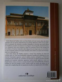 Libros de segunda mano: DOÑA MARIA DE PADILLA EL ANGEL BUENO DE PEDRO EL CRUEL Carlos Ros - Castillejo 2003 - Foto 4 - 56927553