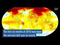 Hot Hot Heat: New Data Shows World is Baking in 2016 | Common Dreams | Breaking News & Views for the Progressive Community