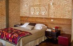 Arquitetura do Imóvel : Cabeceiras personalizadas na decoração do quarto. Sei que nós amamos!