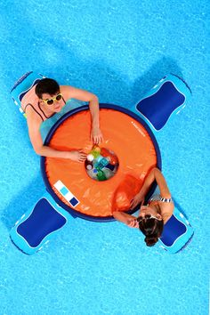 Aqua Floating Table #urbanoutfitters