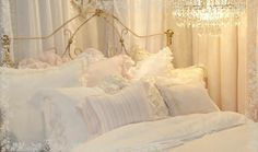 Shabby Chic Bedrooms | Shabby chic bedroom | JUST FOR ME :)