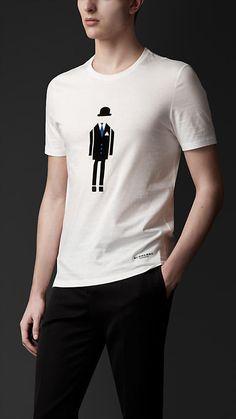 Burberry Prorsum Gentleman Cotton T-shirt