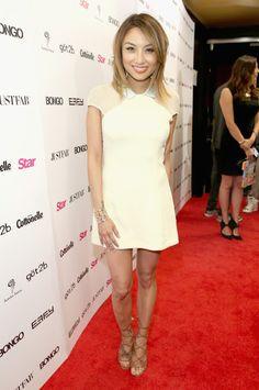 Jeannie Mai Photos: Star Magazine Hollywood Rocks 2014 - Red Carpet