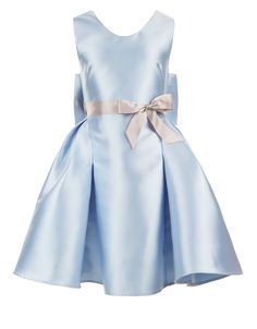 Monsoon | Viera Dress | Blue | 4 Years