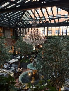 Restoration Hardware Chicago  3 Arts Club Cafe  1300 N Dearborn St Chicago IL #Travel#Inspiration