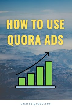 In this video, I show you step by step, how to use Quora Ads. I show you also the results I got. Advertising, Ads, Being Used, It Works, Videos, Youtube, Nailed It, Youtubers, Youtube Movies