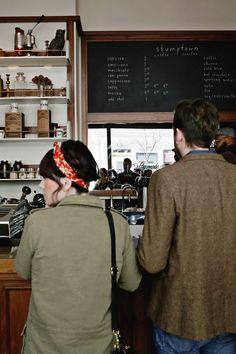 Coffee dates.