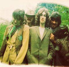 "Traffic (photo circa 1968) - one of the great ""go-to"" bands of the 60s and 70s."