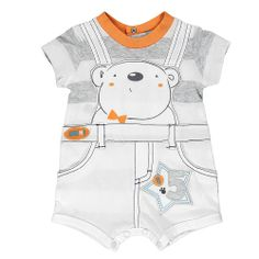 Brums - Pagliaccetto grigio orso - Outletbambini.it