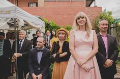 Looking to have your wedding at Pope Joan? Check out Benn and Mellanie's ceremony and reception at the funky wedding venue Pope Joan in Brunswick. Wedding Photographer Melbourne, Vintage Weddings, Bridesmaid Dresses, Wedding Dresses, Love Is Sweet, Wedding Venues, Reception, Fashion, Moda
