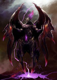 Abaddon the Endbringer by dwinbotp.deviantart.com on @deviantART