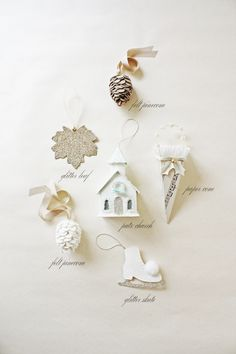 pretty #christmas #tree #ornaments