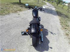 Moto HARLEY DAVIDSON Sporster Nightster 1200 2012 - http://www.go-occasion.fr/moto-harley-davidson-sporster-nightster-1200-2012/