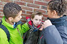 Come insegnare ad un bambino a superare atti di bullismo