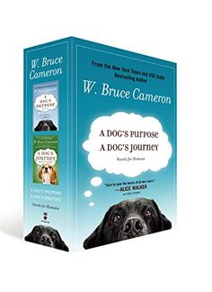 A Dog's Purpose Boxed Set by W. Bruce Cameron https://www.amazon.com/dp/0765377403/ref=cm_sw_r_pi_dp_x_PNd-xbP2FD8JC