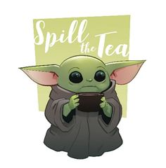 See more 'Baby Yoda' images on Know Your Meme! Yoda Images, Yoda Drawing, Yoda Meme, Cute Disney Wallpaper, Star Wars Baby, Star Wars Humor, Les Aliens, Cute Drawings, Cute Wallpapers