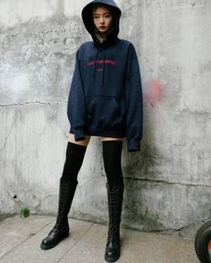 Korean fashion kpop inspired outfits street style 44
