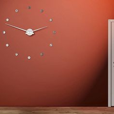 the Wall Clock... sleek, simple, modern