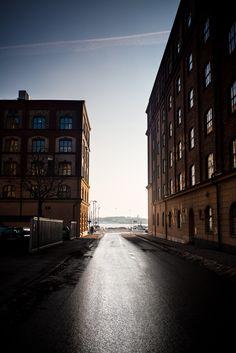 Landshövdingegatan, Kalmar Kalmar