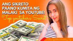 Paano kumita ng malaki sa Youtube? [Earn like a top youtubers Secret] Top Youtubers, Youtube Thumbnail, Free Youtube, Busy At Work, News Channels, Digital Marketing, Tips, Counseling
