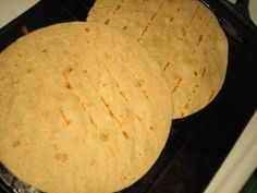 Receta Tortillas Mexicanas Thermomix