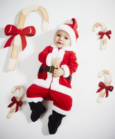 Christmas is a very exciting time of year and the Mothercare Santa dress up all in one will make the perfect festive outfit.