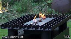 Biokominki KAMI - kominki dekoracyjne - KONE bio-kominek. Biokominek ogrodowy. #biokominki #kominki #aranzacje #oswietlenie #dom #ogrod