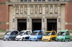 The Microcab Pollution Free Vehicle