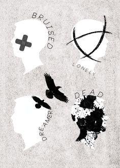 the raven boys art - Google Search