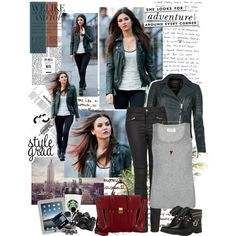 """Victoria justice"" by mery90 on Polyvore #VictoriaJustice"