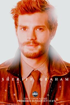 The Huntsman/Sheriff Graham