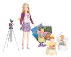 Amazon.com: Barbie I Can Be... Baby Photographer Playset - I love Barbies and this is the perfect one for me
