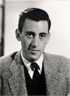JD Salinger was probably a big dick, but he still didn't suck.