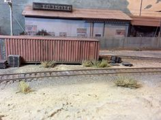 Scenery and construction of the Visalia Electric | Model Railroad Hobbyist magazine | Having fun with model trains | Instant access to model railway resources without barriers