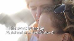 Sweet By and By (With Lyrics) Christian Movies, Christian Music, Funeral Hymns, Sweet By And By, Matt Jones, Gods Grace, Dolly Parton, Soundtrack, The Man