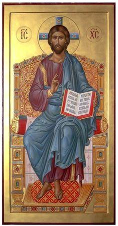 Orthodox Icons, Ikon, Madonna, Jesus Christ, Lord, Painting, Christians, Painting Art, Paintings