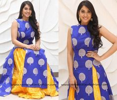 Indian Tops for Long Skirts at Weddings