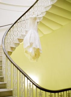 Washington DC Wedding Ceremony Bridal Dress 275x374 Modern Meets Vintage Wedding Ceremony in Washington DC: Jessica + Ian