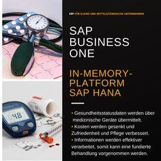 Kostengünstiger häuslicher Gesundheits-Service mit #SAPBusinessOne Version #SAPHANA.