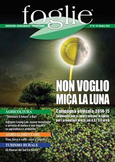 FOGLIE n.18/2014  AGRICOLTURA AGROALIMENTARE TURISMO RURALE