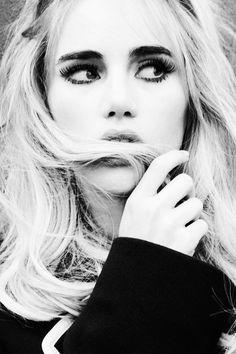 #SukiWaterhouse #VogueRussia #November2014 #EllenVonUnwerth #fashion #model #photography