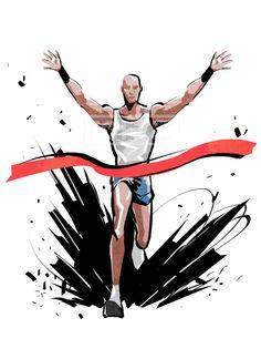 SPAI131b, SPAI131, 스포츠, 에프지아이, 운동, 사람, 캐릭터, 액션, 모션, 남자, 1인, 스케치, 마라톤, 달리기, 경주, 일러스트, illust, illustration #유토이미지 #프리진 #utoimage #freegine 19587194