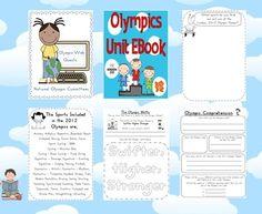 2012 London Olympics MEGA Pack Unit - 306 pages image 3