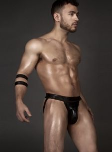 Slickitup.com - Medium  ZIP POUCH JOCK